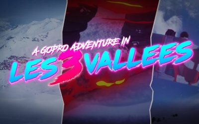GoPro Awards: A GoPro Adventure in Les 3 Vallées