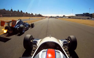 GoPro HD: Formula Car Challenge – Infineon Raceway