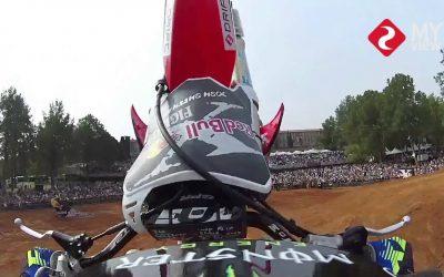 Drift MYVIEW: Josh Sheehan | Red Bull X-Fighters | Pretoria
