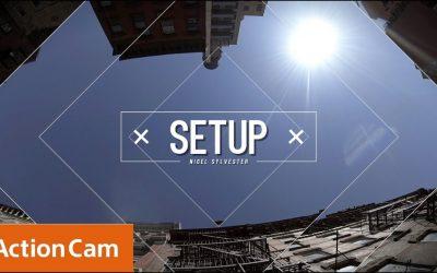 Action Cam | Nigel Sylvester – Setup | Sony