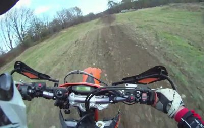 Moto-X and the Drift HD170 Helmet Camera