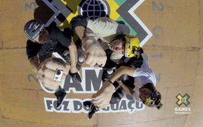GoPro: Skateboard Vert Course Preview – Summer X Games 2013 Foz Do Iguacu