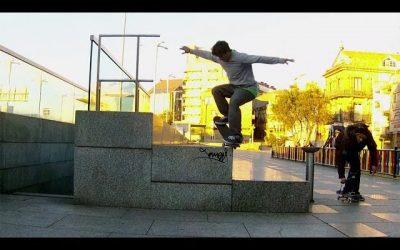 Drift HD Ghost: A Year of Skate with Ignacio Morata
