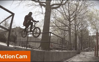 Action Cam | Nigel Sylvester – How To | Sony