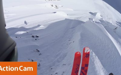 Action Cam | MSP Fade to Winter – Tanner Spines 4K | Sony
