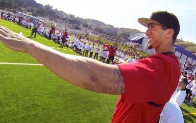 GoPro: Colin Kaepernick Hosts Youth ProCamp