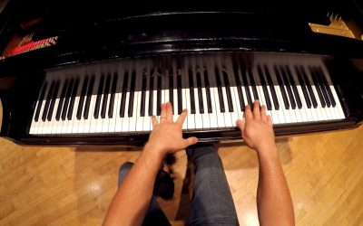 GoPro Music: Insane Piano POV part Deux