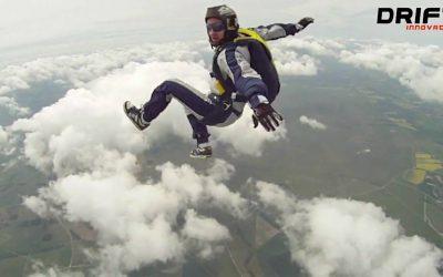 Drift HD170, Skydiving