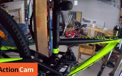 Action Cam | Dane Tudor Gets a New Bike | Sony
