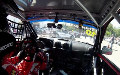 Drift HD Ghost: James Thompson Onboard Lap | World Touring Car Championshipn 2013 | Porto, Portugal