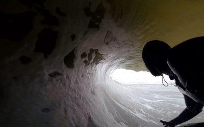 GoPro: Andrew Gesler's Frosty Jersey Barrels – GoPro Of The World January Winner