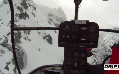 Drift HD170, Mountain Rescue Helicopter