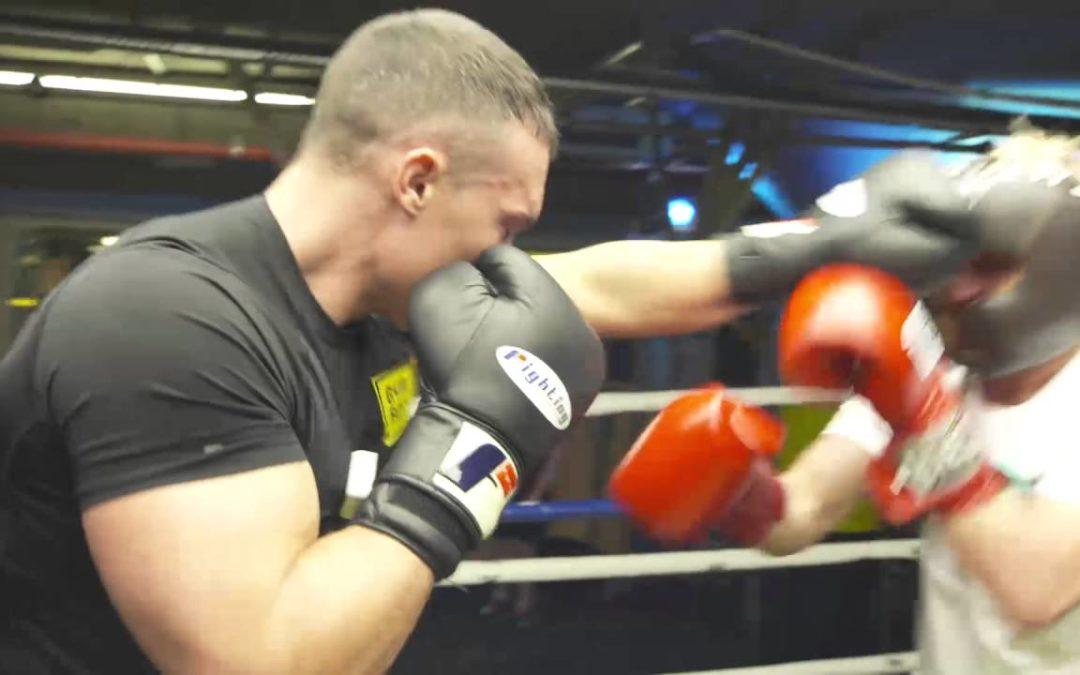JamieVsLondon – Boxing Challenge