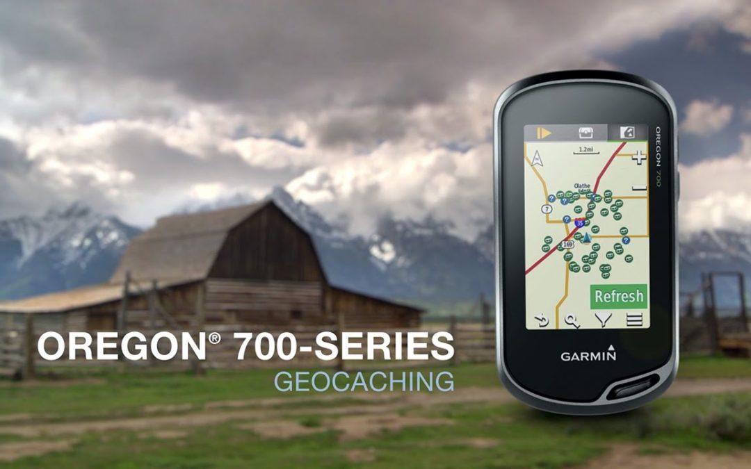 Oregon 700 Series: Live Geocaching