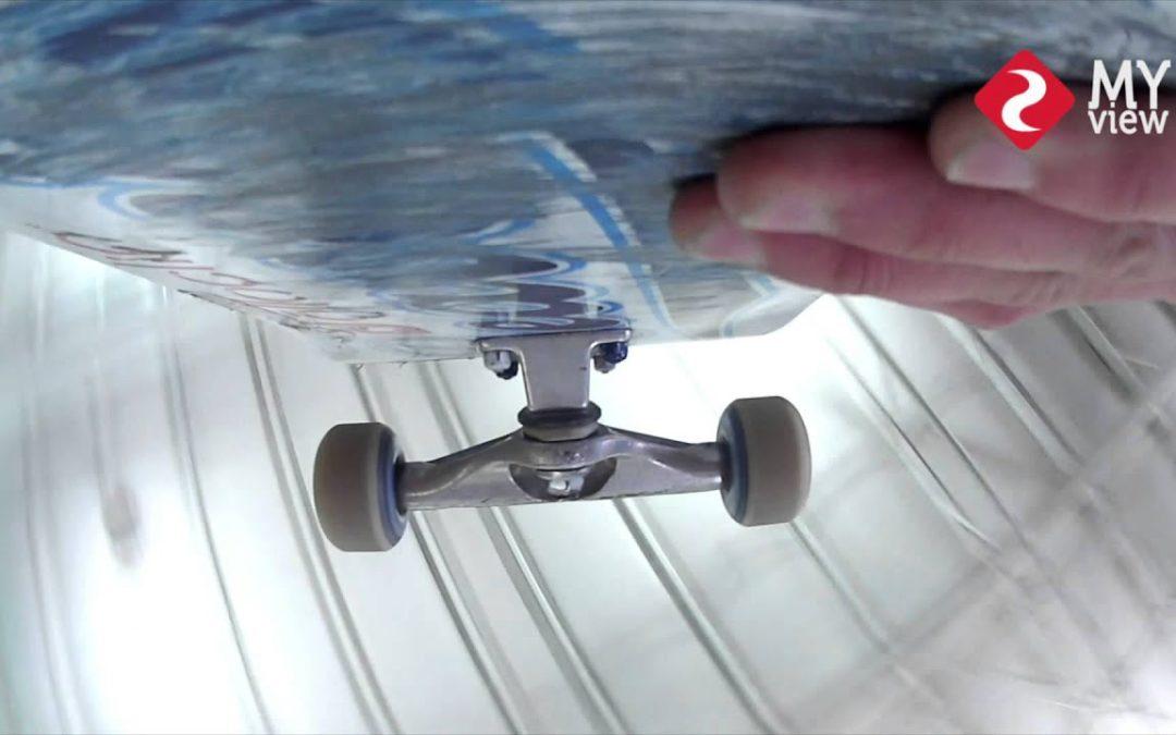 Drift MYVIEW: Beaver Fleming   Skate Session