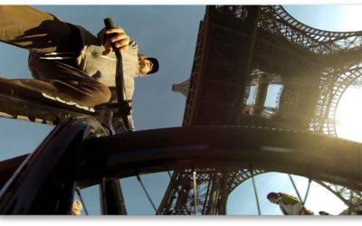 GoPro: Red Bull Skylines 2012