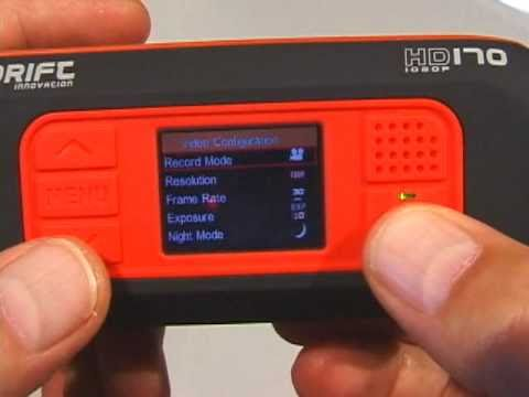 Time Lapse Mode – HD170