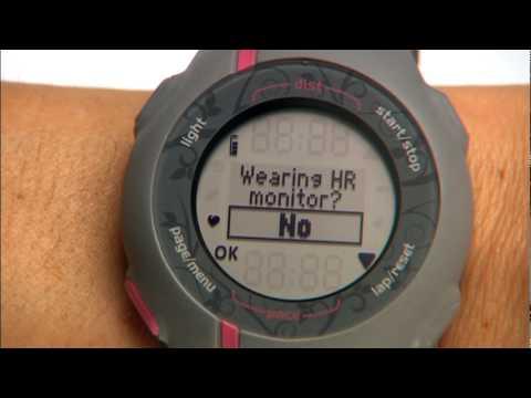 Forerunner 110 – Heart Rate
