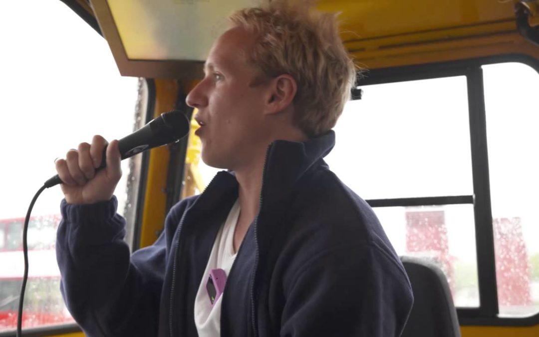 JamieVsLondon – London Tour