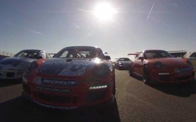 Drift HD Ghost: Porsche Carrera Cup GB 2013