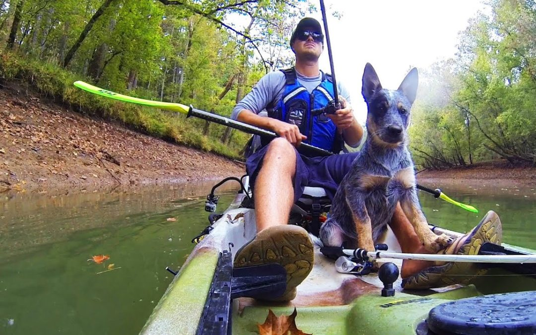 GoPro: Fishing with Drew and Lu