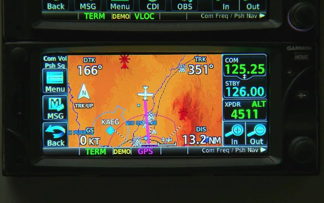 Getting Started with GTN™ — Transponder and Audio Panel