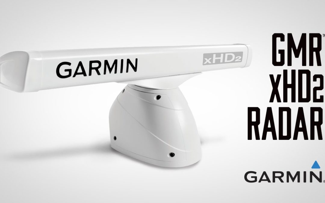 GMR xHD2: Getting Started with Your Marine Radar