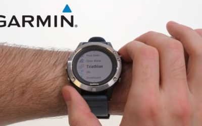 Support: Triathlon or Multisport Activities on the fēnix 5