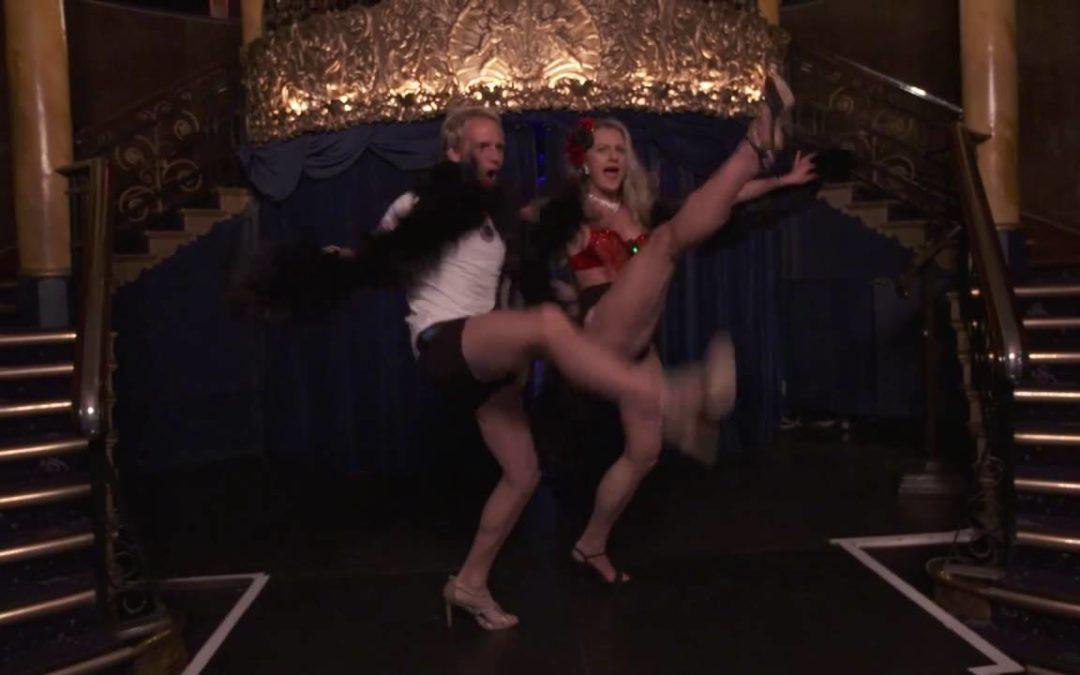 JamieVsLondon – Burlesque
