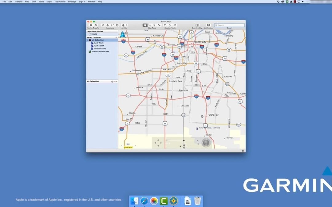 Support: Installing BaseCamp™ (Mac)
