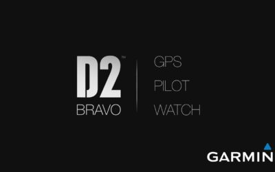 D2™ Bravo Pilot Watch: Added Features for Better Flying from Garmin