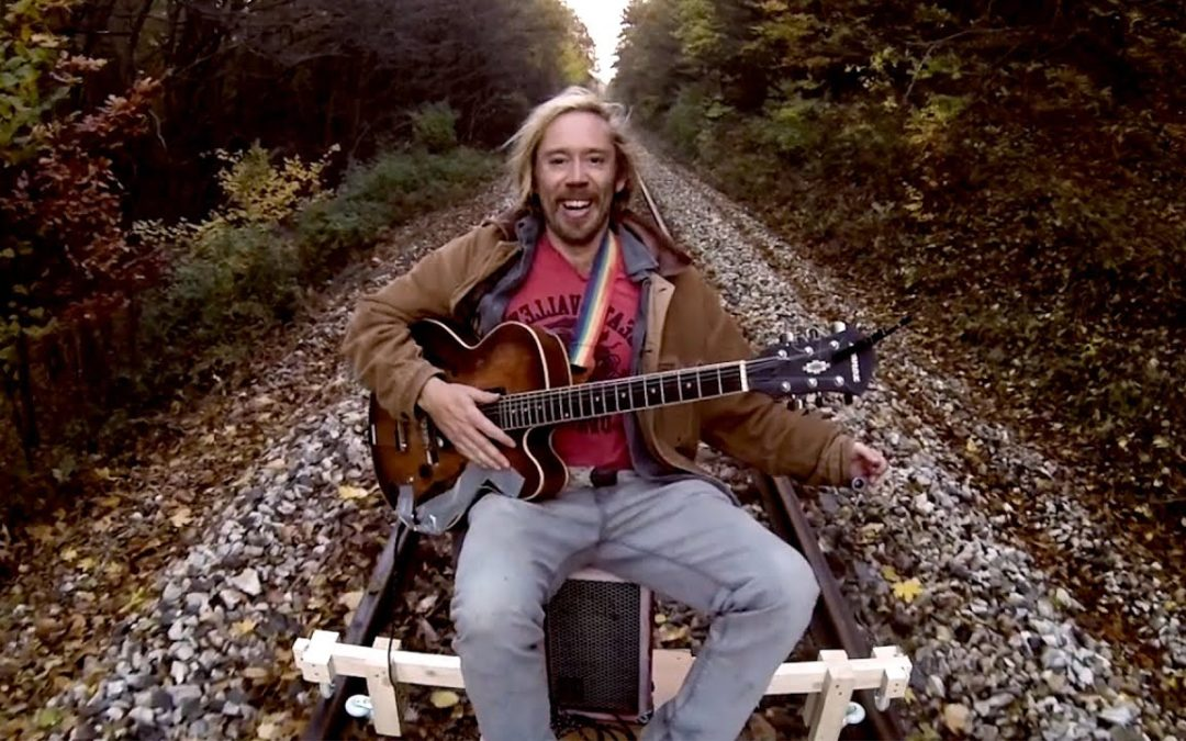 GoPro Awards: Train Track Guitar Solo