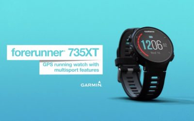 Forerunner 735XT: GPS Running Watch with Multisport Features
