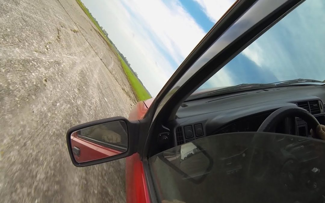 GoPro: Driving Sideways