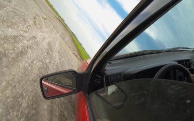 GoPro: Driving Sideways