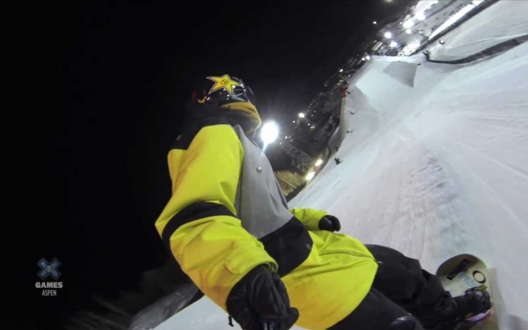 GoPro: Torstein Horgmo Snowboard Big Air Course Preview — Winter X Games 2013 Aspen