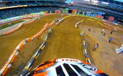 GoPro HD: Oakland Monster Energy Supercross 2011