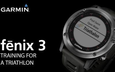 fēnix® 3: Training for a Triathlon