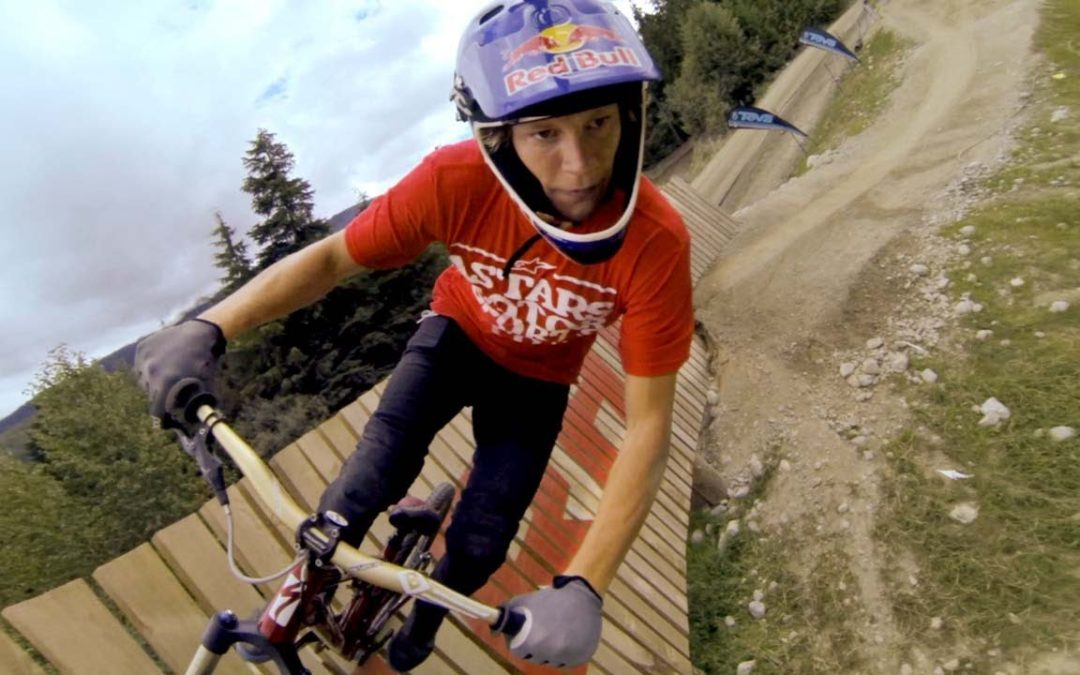 GoPro: Red Bull Joyride Course Preview with Martin Söderström – Crankworx Whistler 2013