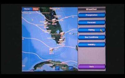 Garmin Marine Network – XM Weather