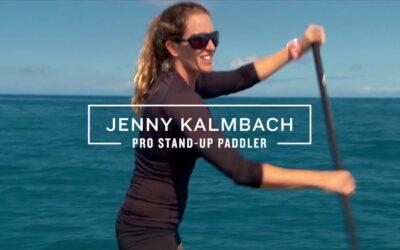 Garmin Women of Adventure: Jenny Kalmbach on Finding Balance