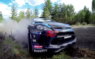 GoPro: Stage Rally on the Oregon Trail with Ken Block
