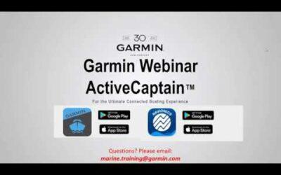 Marine Webinar: ActiveCaptain®