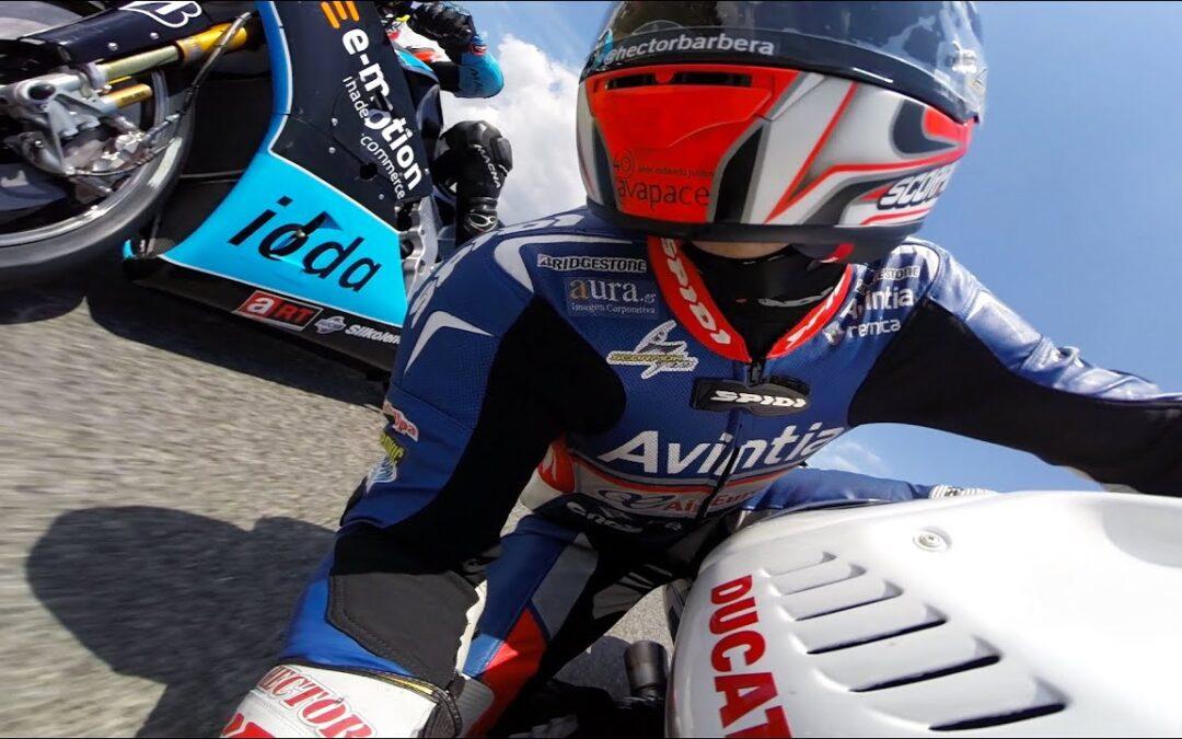 GoPro: Onboard with Team Avintia – MotoGP Round 7 Catalunya, Spain