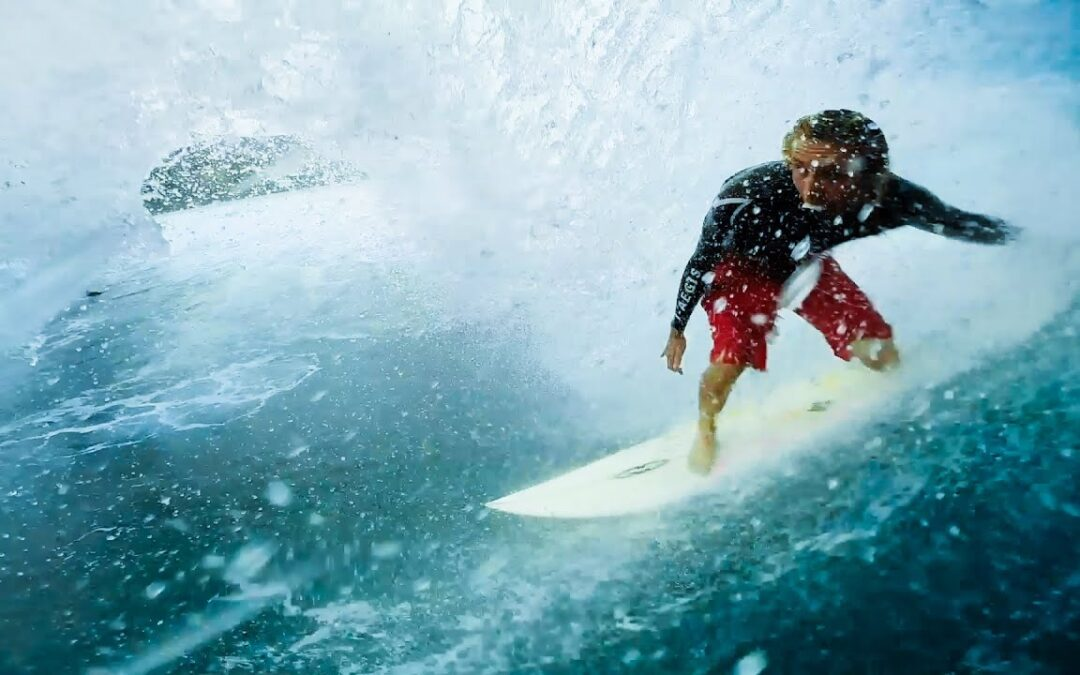 GoPro Awards: Surfing Tahiti With Leif Engstrom