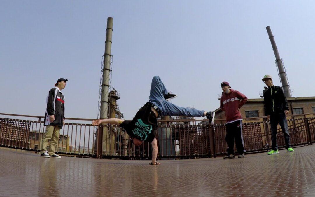 GoPro: Breakdance in Beijing
