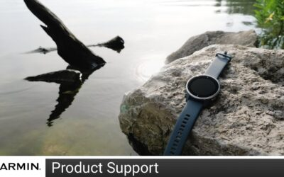 Support: Pairing a Venu™ with the Garmin Connect™ App