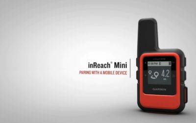 inReach® Mini: Pairing with a Mobile Device