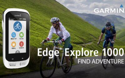 Edge Explore 1000: Find Adventure