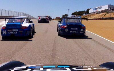 GoPro: Justin Marks Laguna Seca Pirelli World Challenge